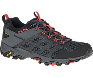 Moab FST 2 GORE-TEX®, Black/Granite, dynamic