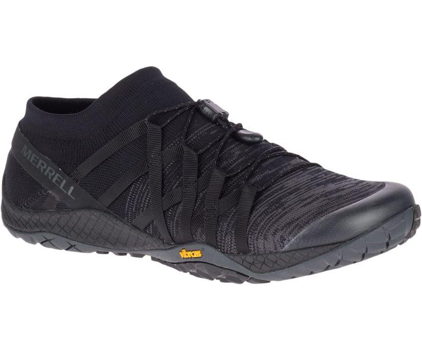 Trail Glove 4 Knit, Black, dynamic