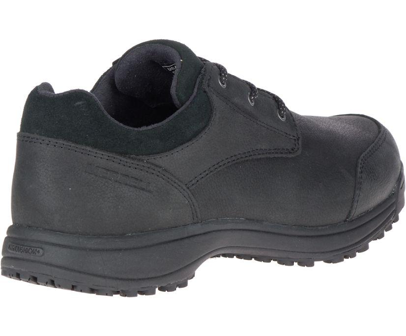 Sutton Oxford AC+ PRO Work Shoe, Black, dynamic