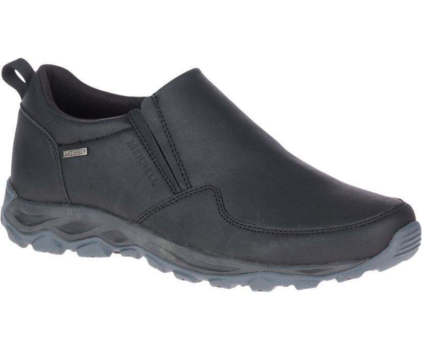 Ice Cap Guide Moc Waterproof, Black, dynamic