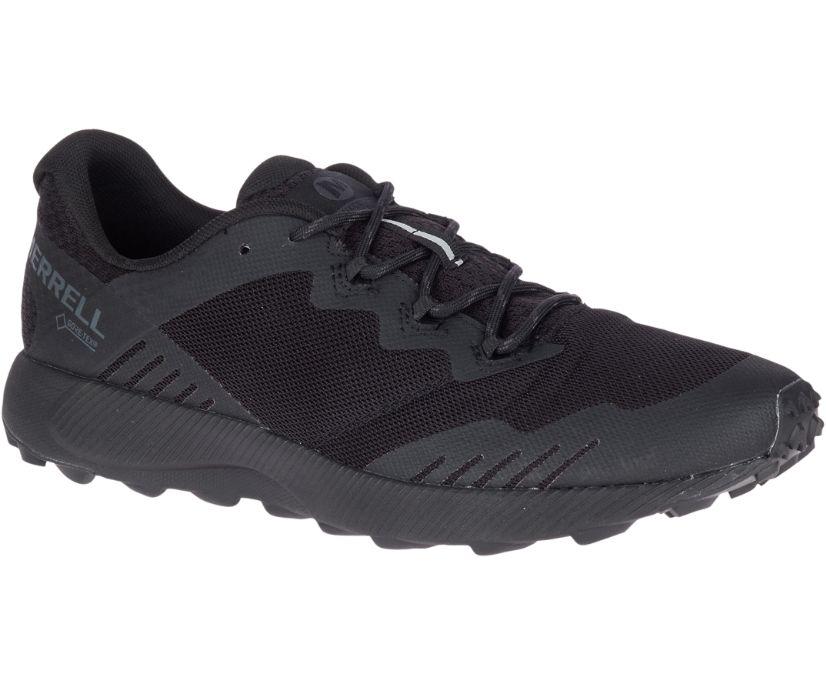 Fluxion GORE-TEX®, Black, dynamic