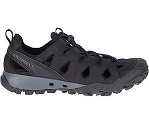 Choprock Leather Sieve, Black, dynamic