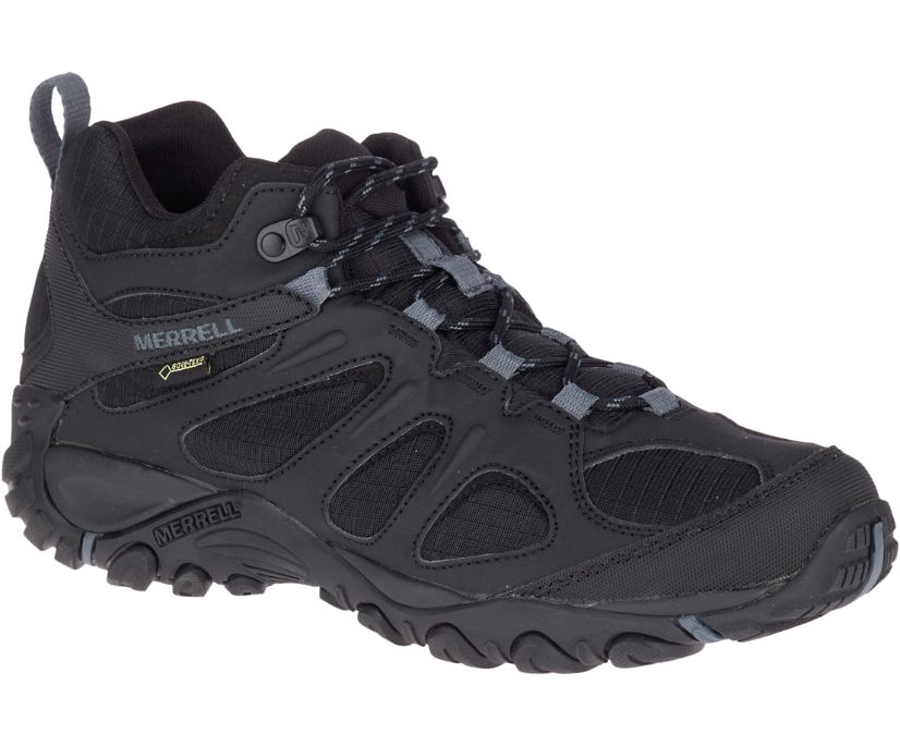 Yokota 2 Sport Mid GORE-TEX®, Black, dynamic