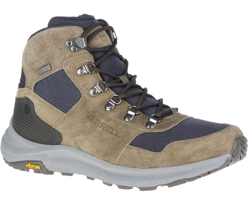 Ontario 85 Mid Waterproof, Olive, dynamic