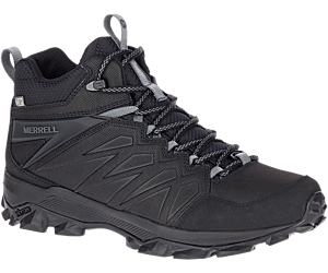 Thermo Freeze Mid Waterproof, Black, dynamic