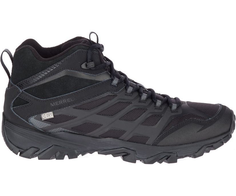 Moab FST Ice+ Thermo, Black/Black, dynamic