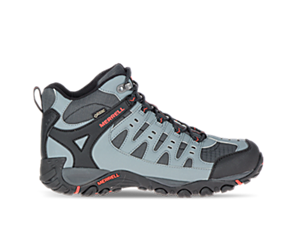Accentor Sport Mid GORE-TEX®, Granite/Orange, dynamic