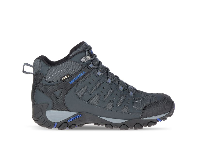 Accentor Sport Mid GORE-TEX®, Monument/Sodalite, dynamic
