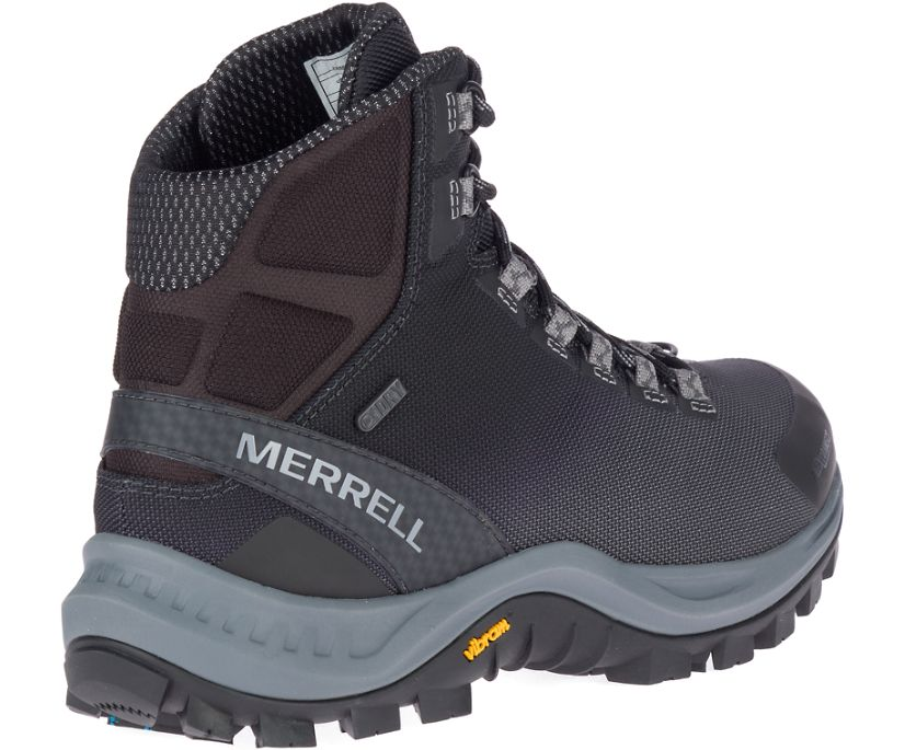 Thermo Cross 2 Mid Waterproof, Midnight, dynamic