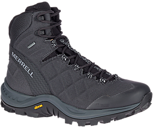 Thermo Rogue Mid GORE-TEX®, Black, dynamic