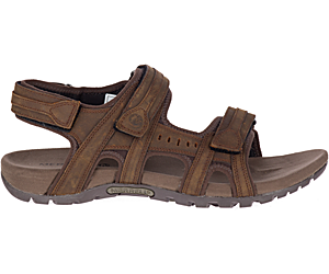 Sandspur Lee Backstrap, Dark Earth, dynamic
