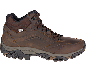 Moab Adventure Mid Waterproof, Dark Earth, dynamic