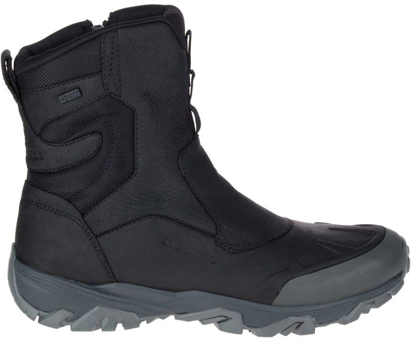 """Coldpack Ice+ 8"""" Zip Polar Waterproof, Black, dynamic"""
