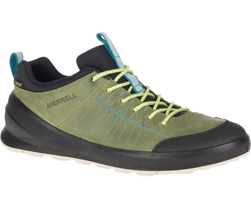 Ascent Ride GORE-TEX®, Olive Drab, dynamic