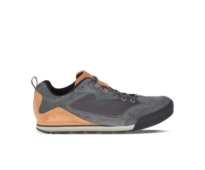 Burnt Rock Travel Suede, Granite, dynamic