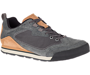 Burnt Rock Travel Suede, Granite, dynamic