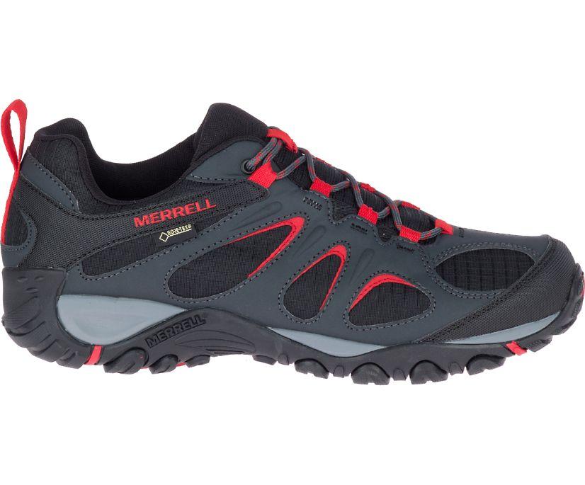 Yokota 2 Sport GORE-TEX®, Black/High Risk Red, dynamic