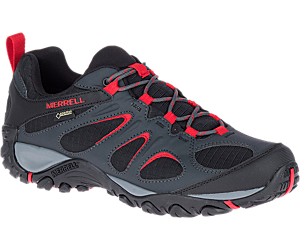 Yokota 2 Sport GORE-TEX®, Black/High Risk Red, dynamic
