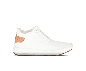 Gridway Mid Canvas, White, dynamic