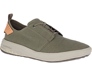 Gridway Canvas, Olive, dynamic