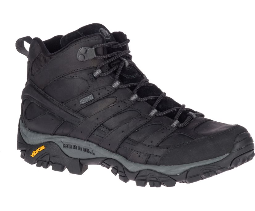 Moab 2 Prime Mid Waterproof, Black, dynamic
