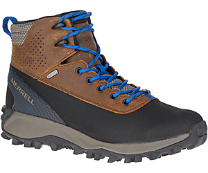 Thermo Kiruna Mid Shell Waterproof, Merrell Tan, dynamic