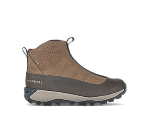 Thermo Snowdrift Zip Mid Shell, Earth, dynamic