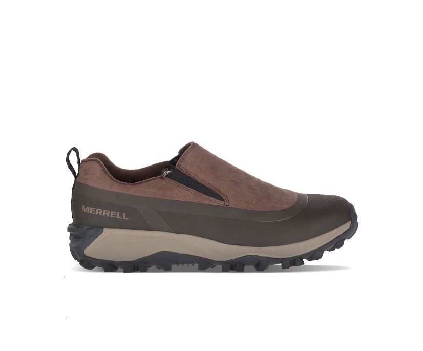 Thermo Snowdrift Moc Shell Waterproof, EARTH, dynamic