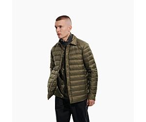 Ridgevent Thermo Shirt Jacket, Lichen, dynamic
