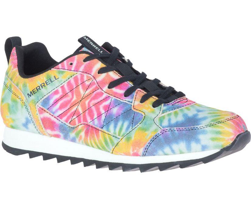 Alpine Tie Dye Sneaker Suede, Tie Dye, dynamic