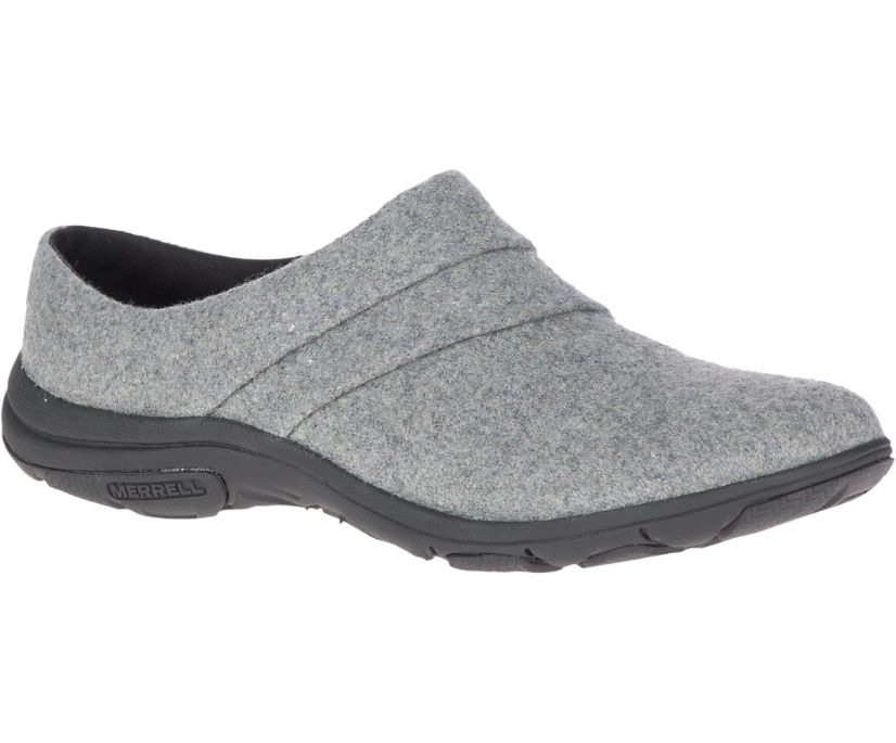 Dassie Stitch Slide Wool, Charcoal, dynamic