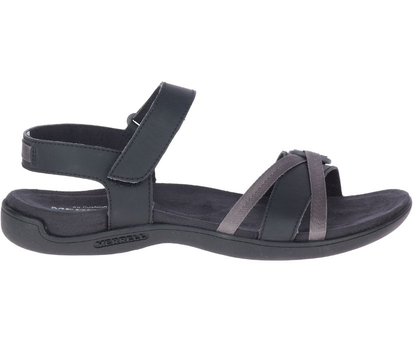 District Kindra Strap, Black, dynamic