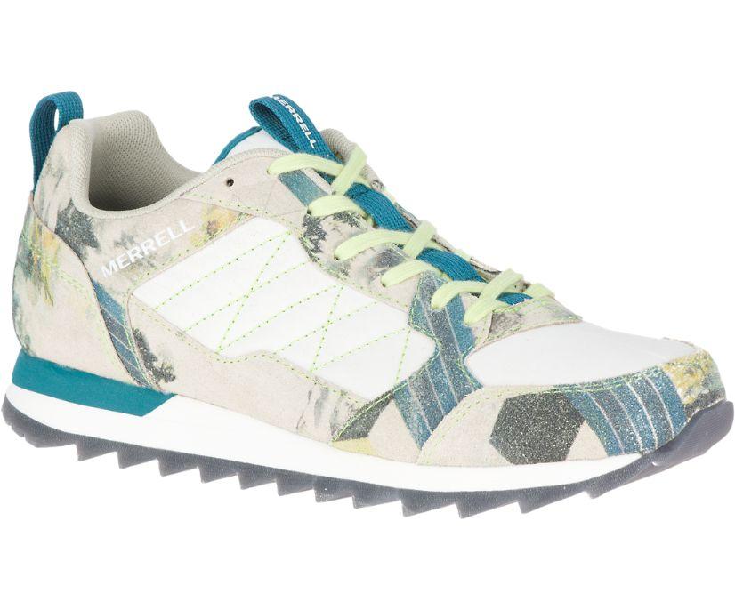 Alpine Sneaker, Multi Print, dynamic
