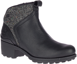 Chateau II Mid Pull Waterproof, Black/Charcoal, dynamic