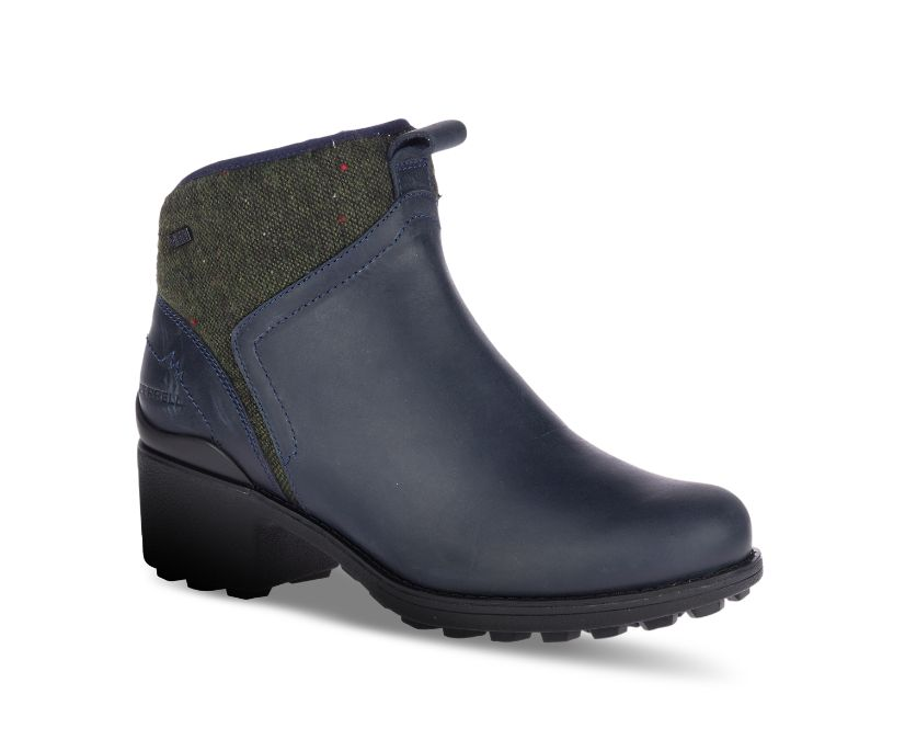 Chateau II Mid Pull Waterproof, Navy, dynamic