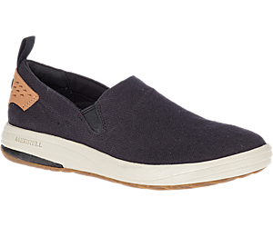 Gridway Moc Canvas, Black, dynamic