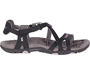 Sandspur Rose Leather, Black/Paloma, dynamic
