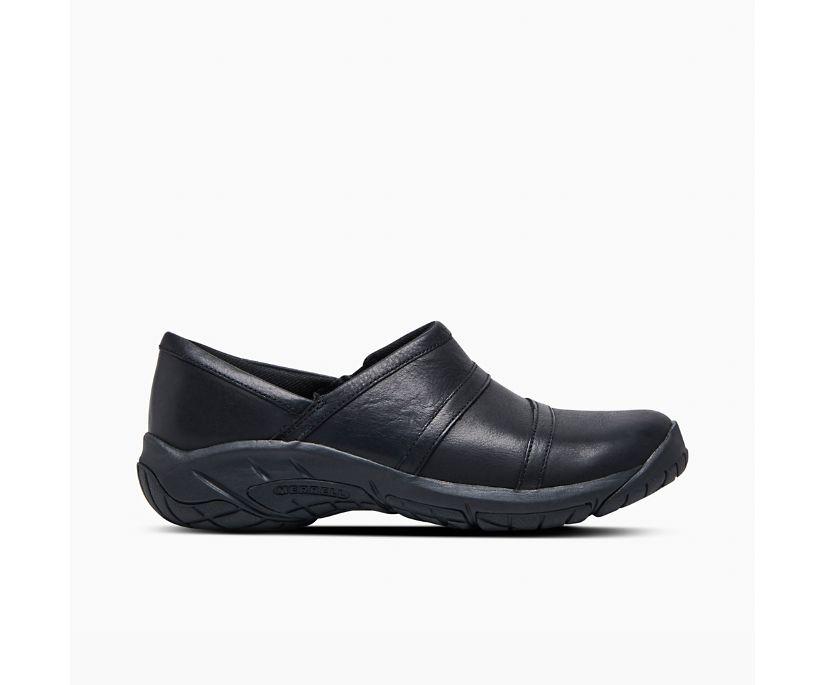 Encore Moc 4 Leather, Black, dynamic