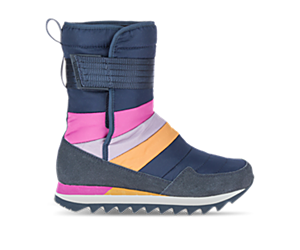 Alpine Tall Strap Polar Waterproof, Retro Navy, dynamic