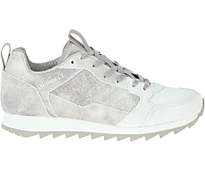 Alpine Sneaker Suede, Cloud, dynamic
