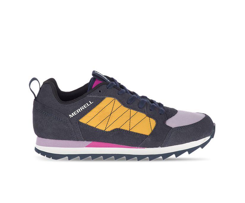 Alpine Sneaker, Retro Navy, dynamic
