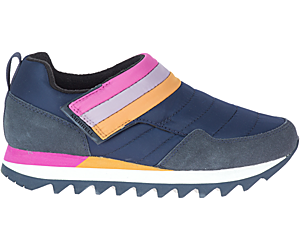 Alpine Moc Strap Polar, Retro Navy, dynamic