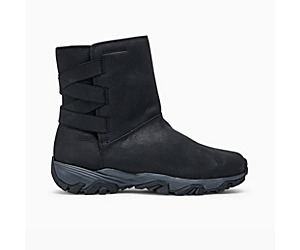 Coldpack Ice+ Stretch Polar Waterproof, Black, dynamic