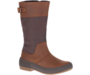 Haven Tall Buckle Waterproof, Oak, dynamic