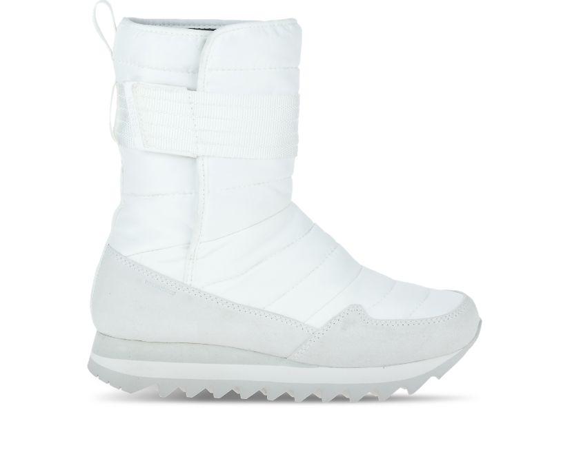 Alpine Tall Strap Polar Waterproof, White, dynamic