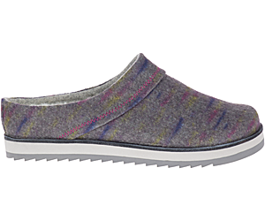 Juno Clog Wool, Multi, dynamic