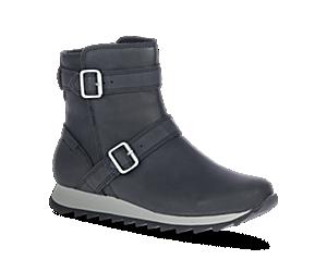 Alpine Buckle Waterproof, Black, dynamic