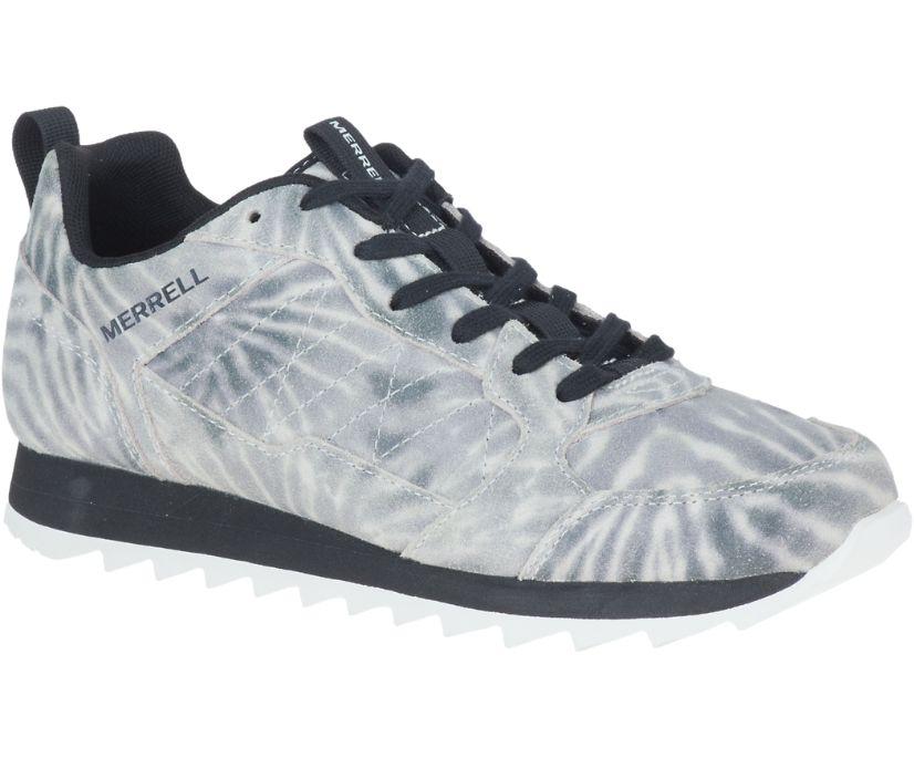 Alpine Tie Dye Sneaker Suede, Tie Dye Black, dynamic