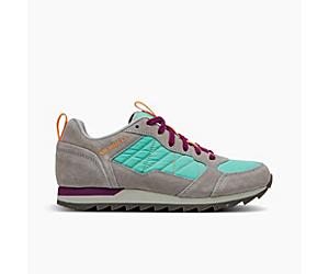 Alpine Sneaker, Moon/Mint, dynamic