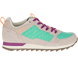 Alpine Sneaker, Moon/Mint, dynamic